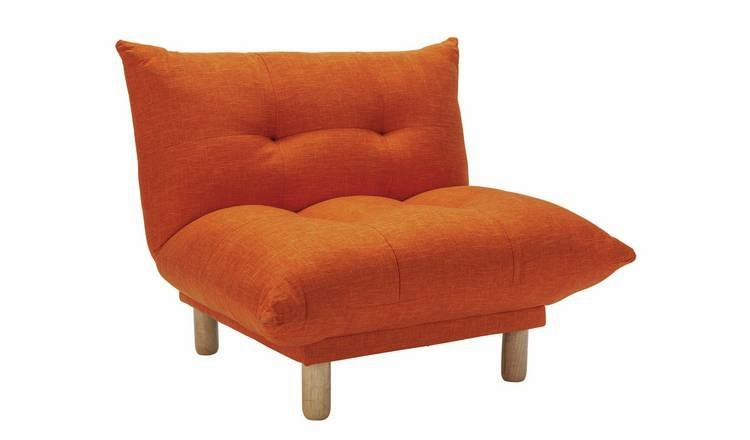 Stofa impermeabila orange