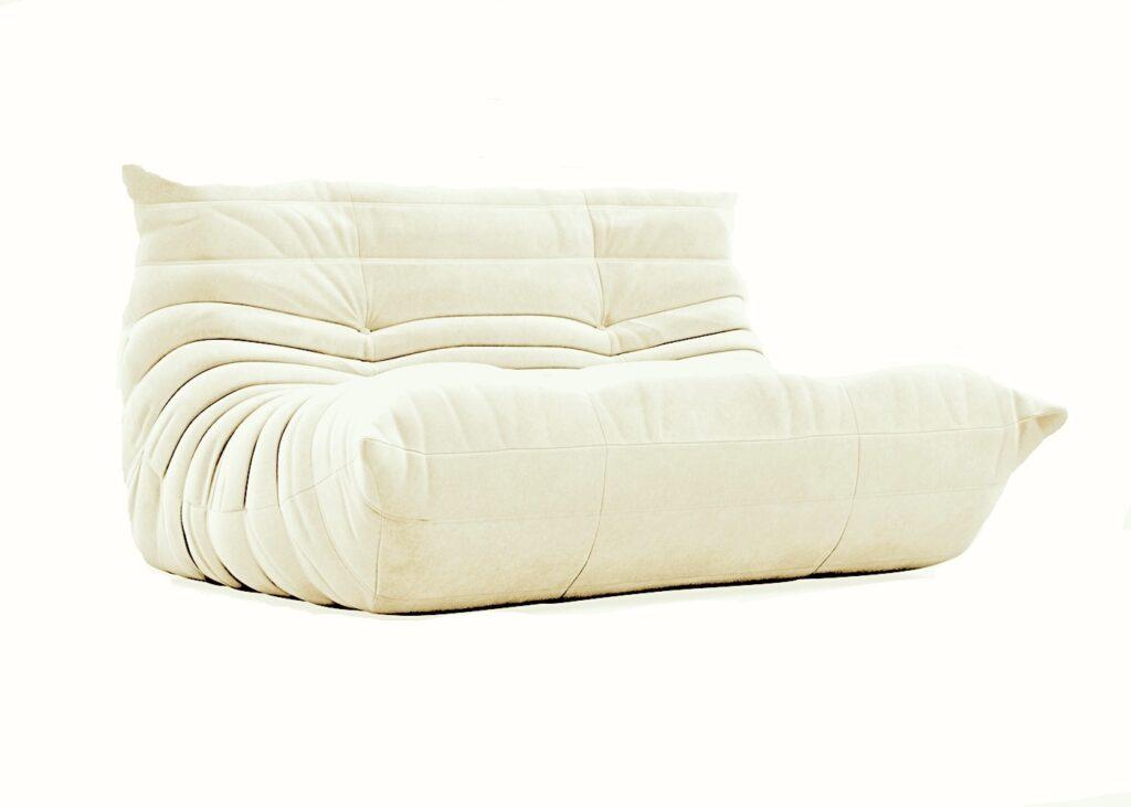 Alcantara Shape originalul Ivory