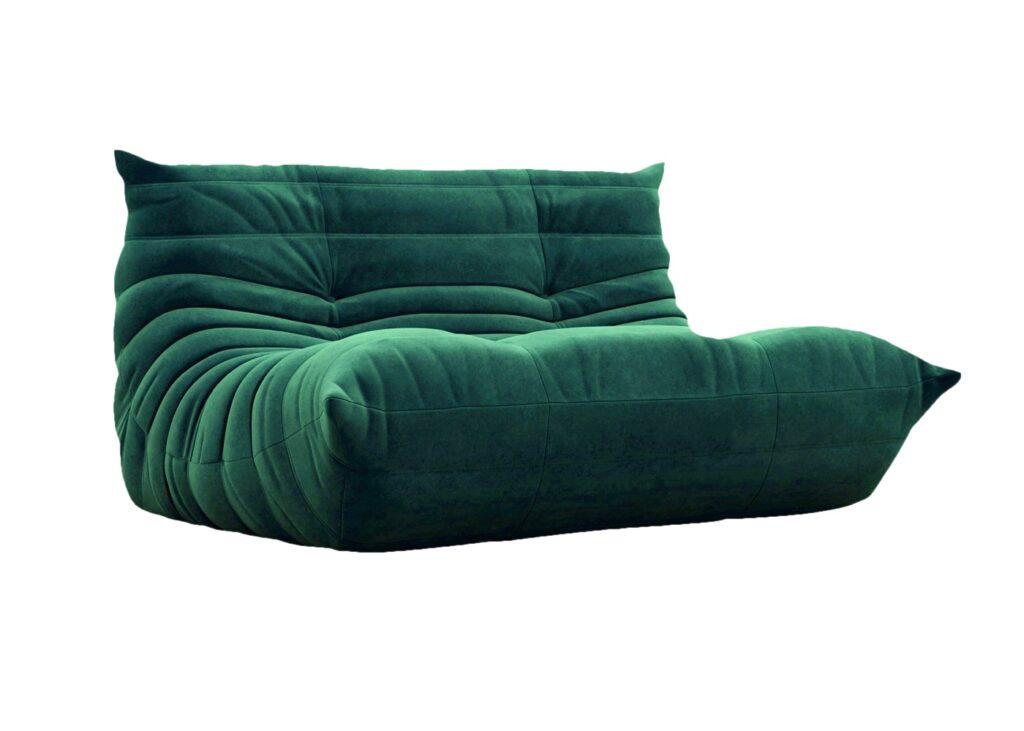 Alcantara Shape originalul Emerald