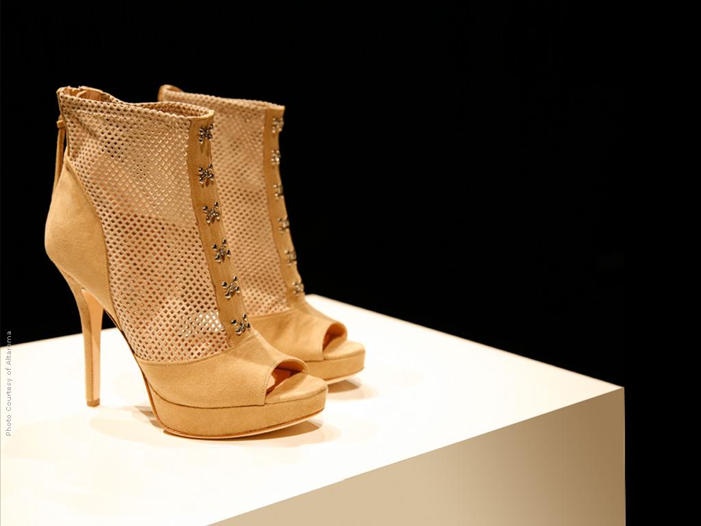 Jerome Rousseau pantofi de dama alcantara