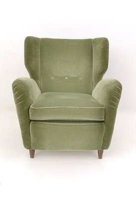 olive green chairs