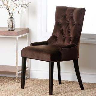 dark brown chairs