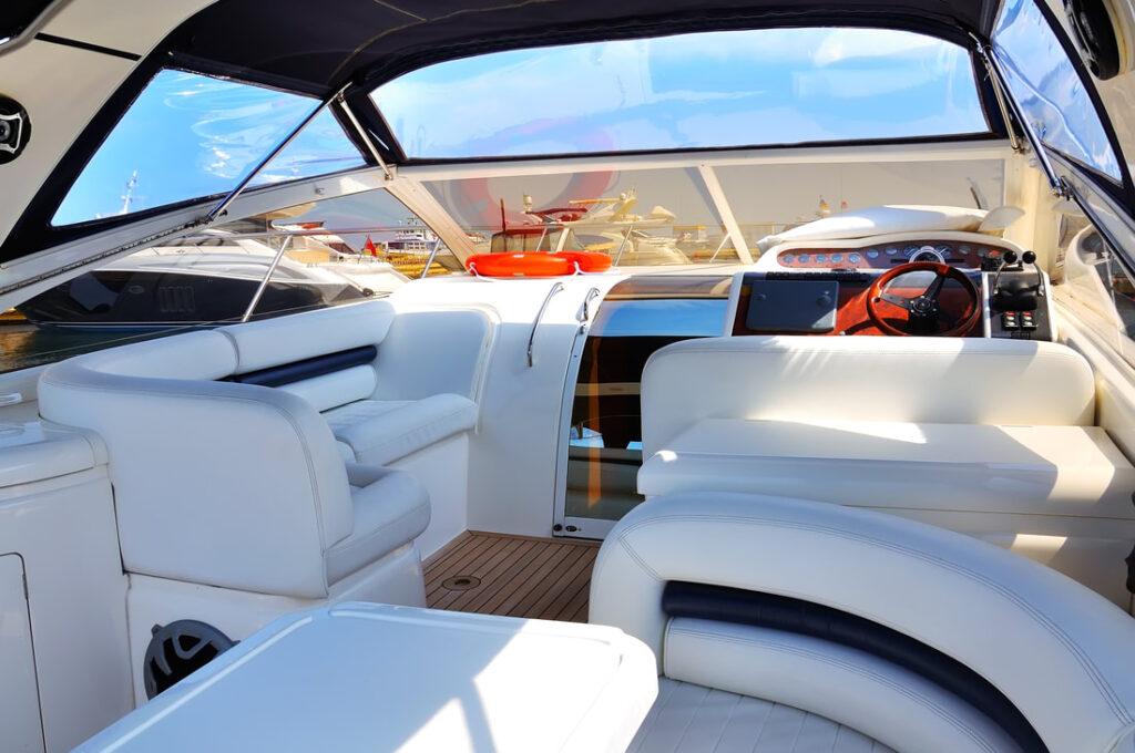 Piele pentru barci iahturi exterior