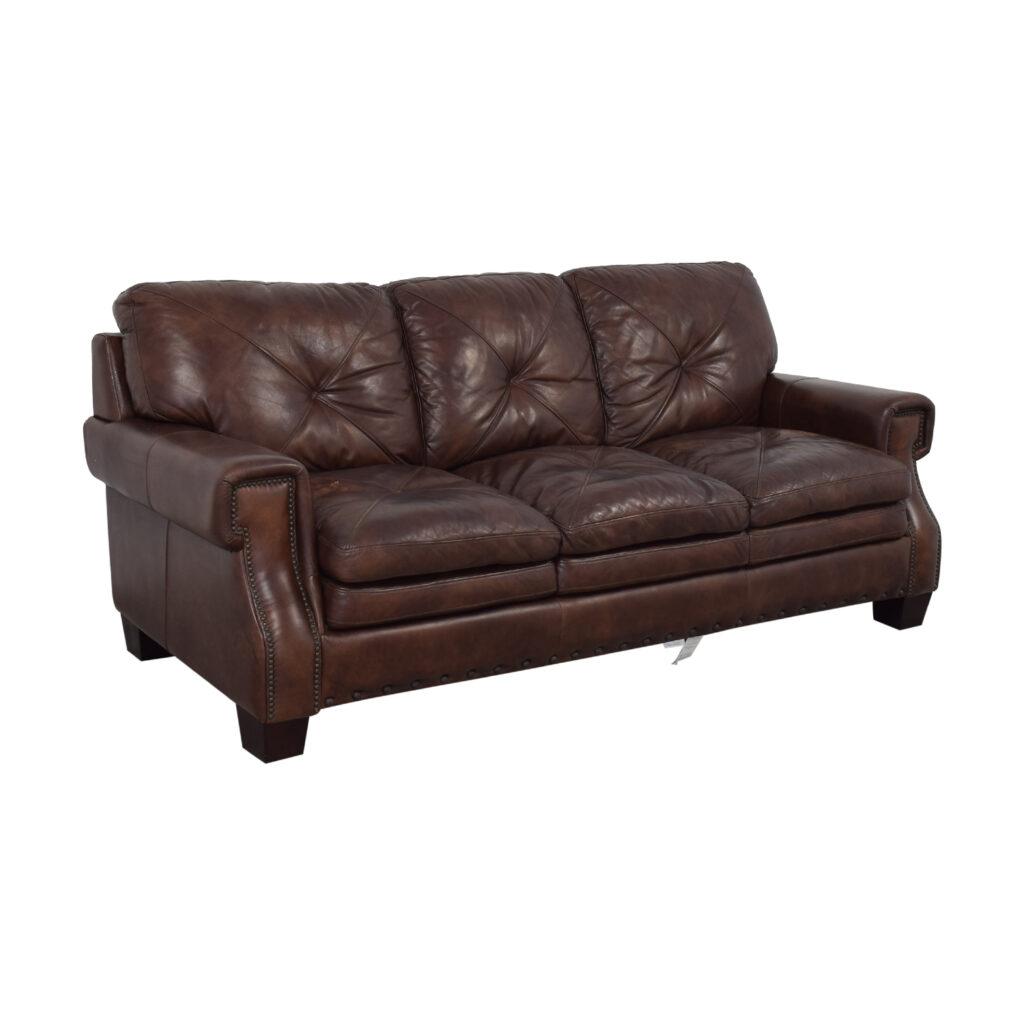 piele antichizata pentru canapele vintage